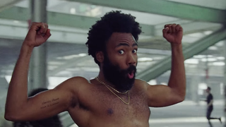 Illustration for article titled 'This Is America' Is the No. 1 Song in America