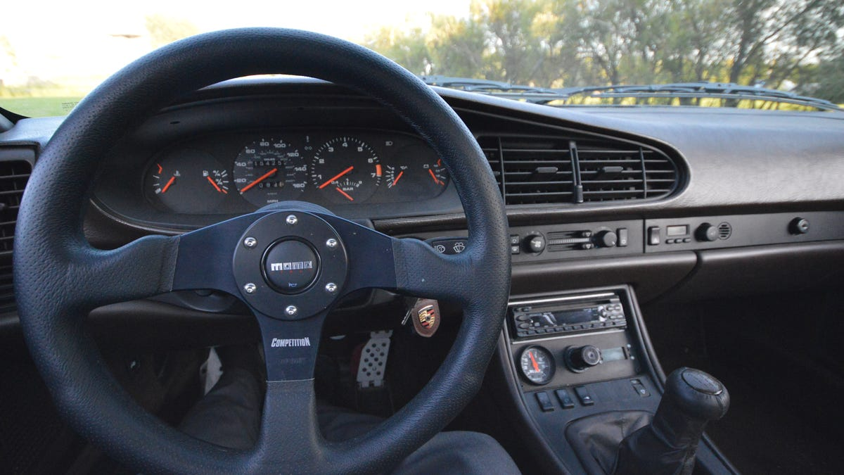 This Insane 525 Hp Porsche 944 Came Back To Life After Sitting For Injector Wiring Seven Years