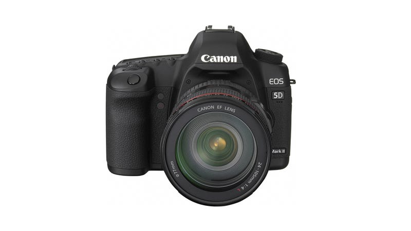 Illustration for article titled Canon Will Keep the 5D Mark II Alive and Sell it Cheaper