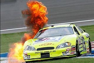 Illustration for article titled GM Reportedly Slashing NASCAR Budget