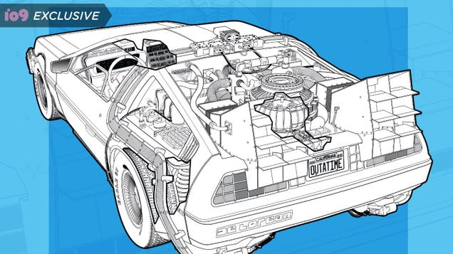 Back to the Future s Biggest Questions Are Answered in Doc Brown s DeLorean Owner s Manual