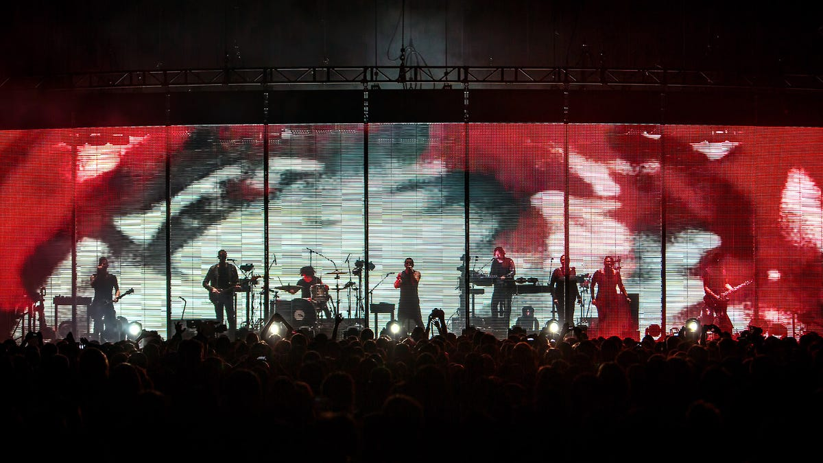 Nine Inch Nails - Tension 2013 - Phoenix, AZ