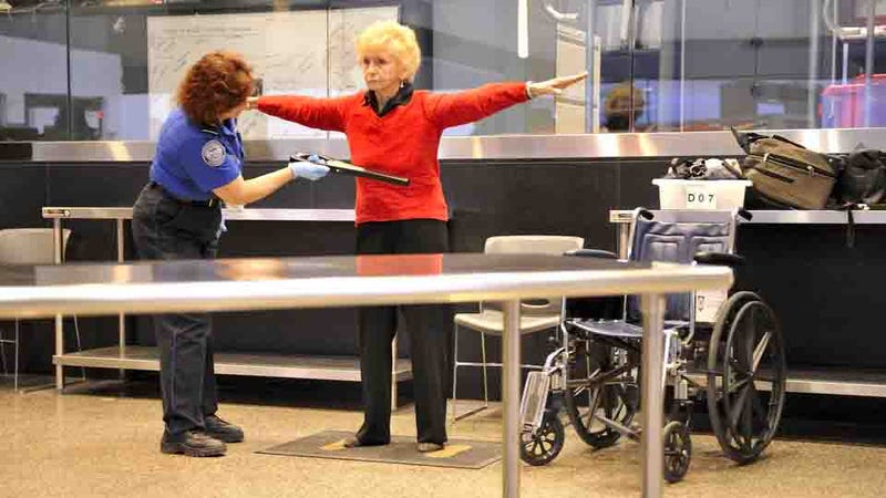 Illustration for article titled The TSA Is Just As Sick of Pat-Downs As You Are