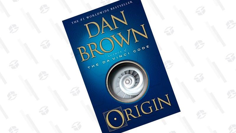 Origin: A Novel | $3 | Amazon