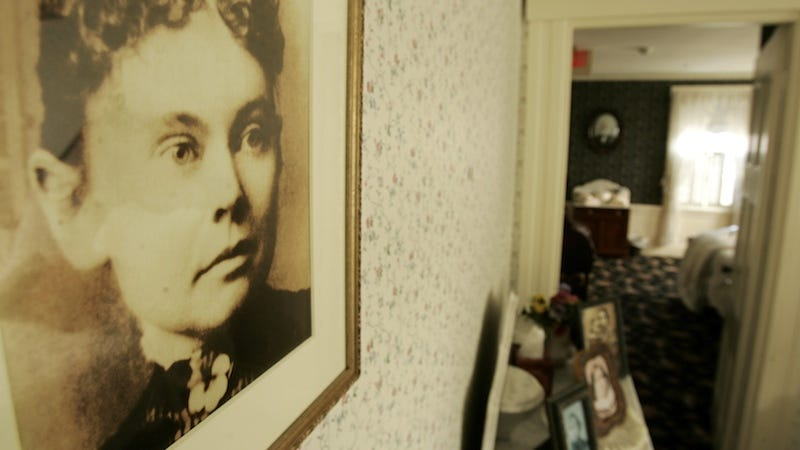 Illustration for article titled On This Day in 1892, Lizzie Borden's Parents Were Murdered