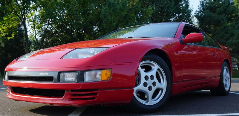 Here S What It Cost Me To Drive My Rebuilt Nissan 300zx Twin Turbo