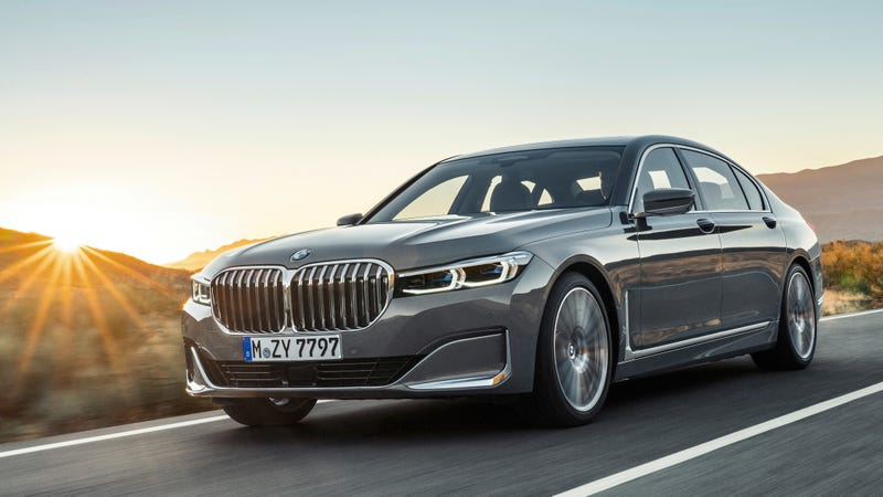 I Woke Up in 2019 to Realize BMW Is Still Selling a V12