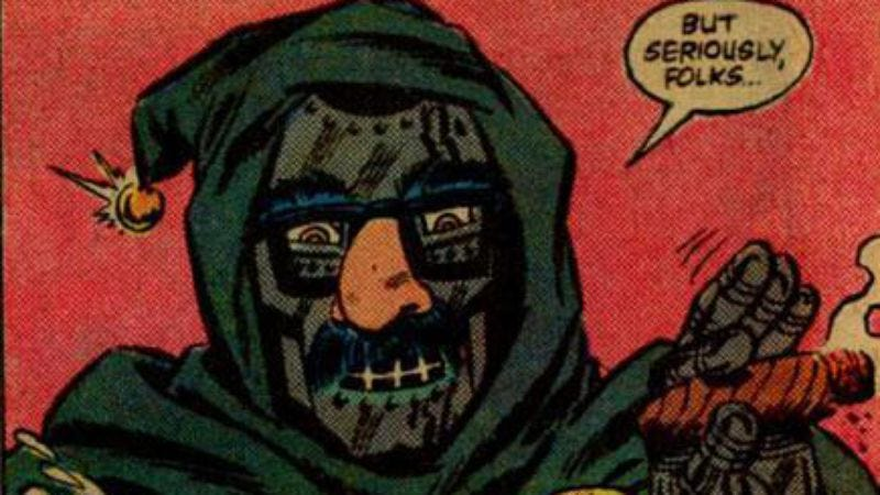 Illustration for article titled Person with accent sought for Fantastic Four's new Doctor Doom