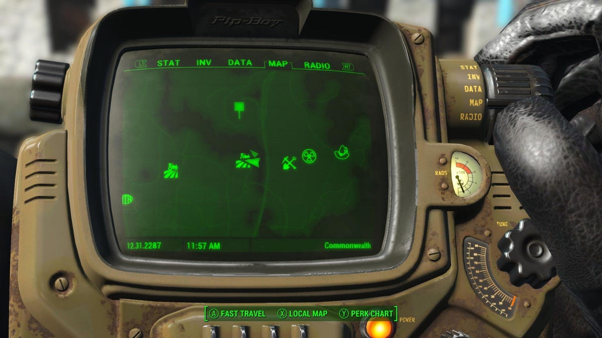 Fallout 4s user interface is truly terrible gumiabroncs Image collections