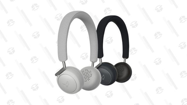 Treat Your Ears to a Pair of Libratone Q Adapt On-Ear Headphones for $100 Less