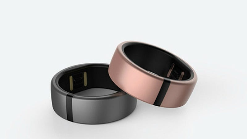 Illustration for article titled This Ring Is Nearly the Perfect Minimalist Fitness Tracker