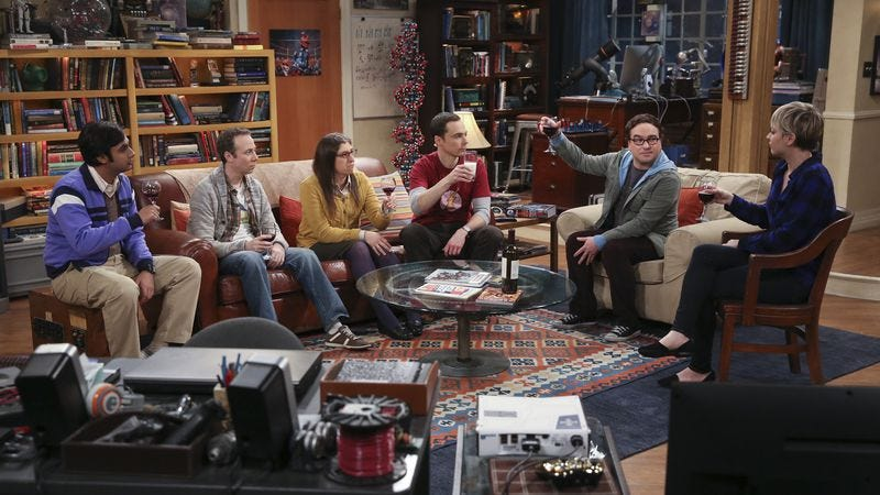 """The Big Bang Theory: """"The Comic Book Store Regeneration"""""""