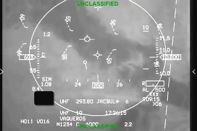 Watch An F-16 Save The Life Of Its Unconscious Pilot
