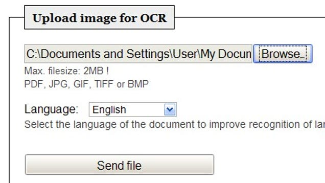 free software edit scanned pdf document