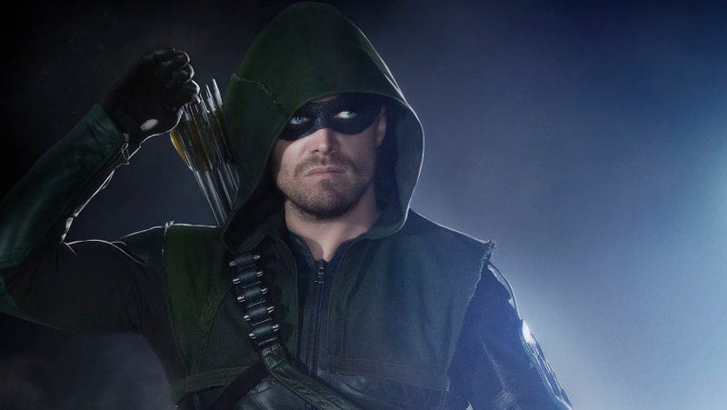 Illustration for article titled Arrow is ending next year