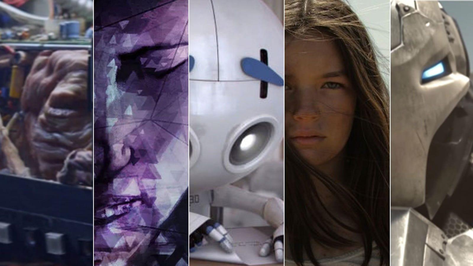 Cinco cortos de ciencia-ficción que deberían ser películas