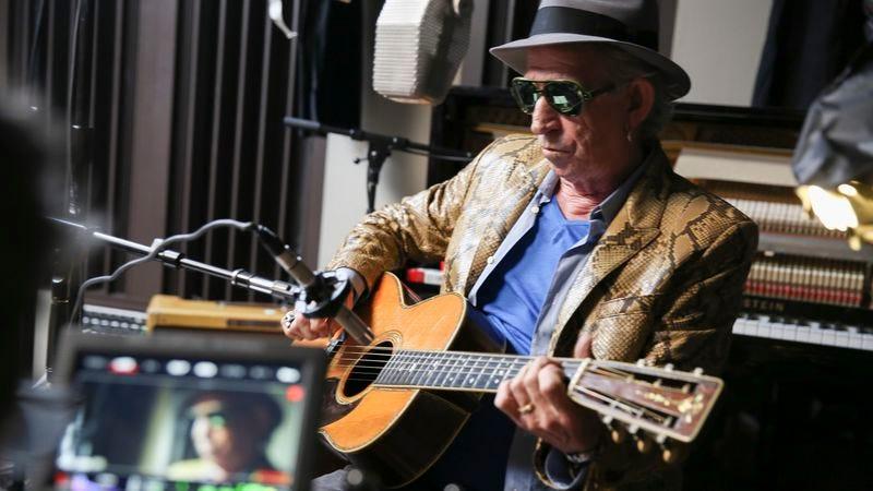 Keith Richards (Photo: Netflix)