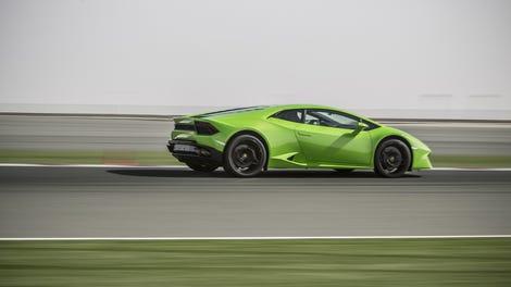 Is Lamborghini Secretly Showing Off A Hybrid