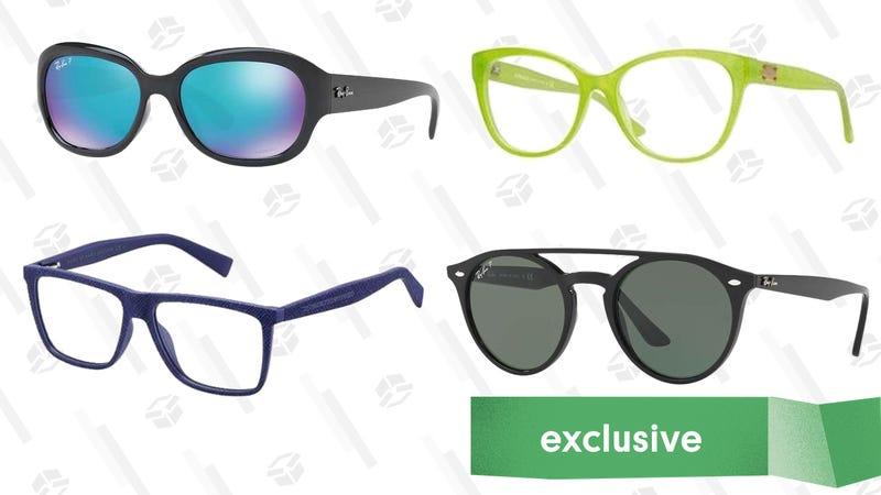 50% Off Select Frames | TimeToShade.com | Promo code KINJAMASSIVE50