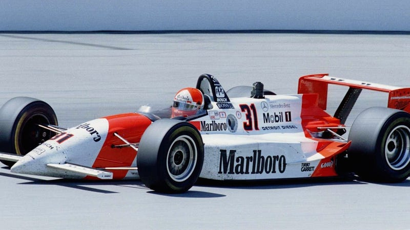 The Secret Engine That Dominated The Indy 500