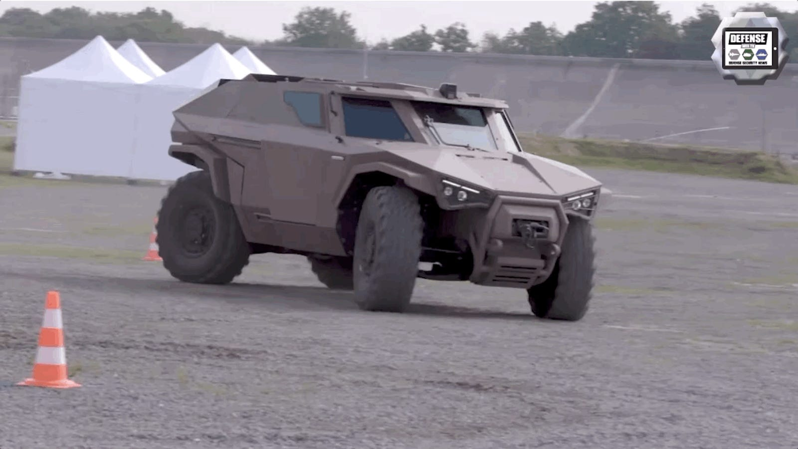 Real Life Halo Vehicles: This French Military Vehicle Is Kind Of Like A Real-Life