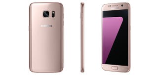 Illustration for article titled Samsung Is Trying Really Hard Not to Call These Phones 'Rose Gold'