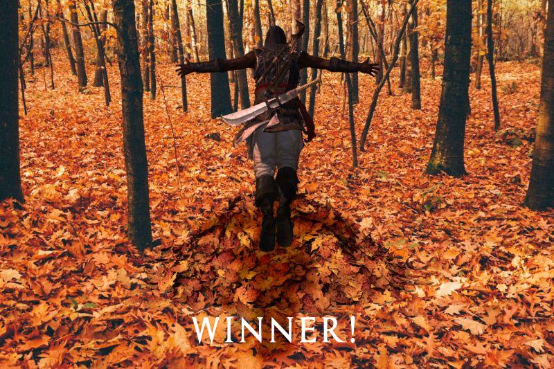Illustration for article titled Kotaku 'Shop Contest: Autumn Game Harvest, Winners!