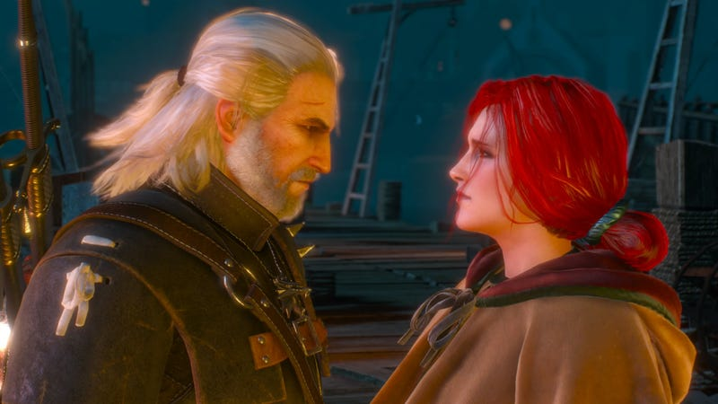 Illustration for article titled UpcomingWitcher 3 Patch Will Flesh Out The Game's Romances
