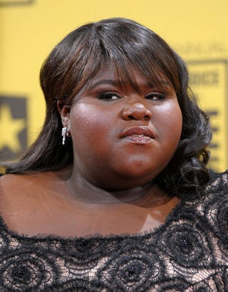 Illustration for article titled Guardian Discovers Gabourey Sidibe Is Not Precious