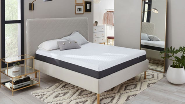 Engage in the Ultimate Form of Self-Care by Buying a Simmons Beautyrest Mattress, 65% Off!