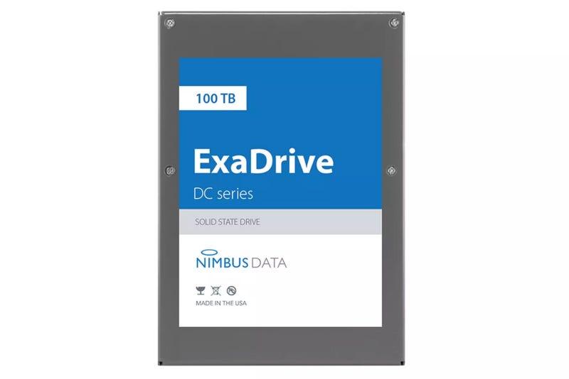 Illustration for article titled Una unidad de 100 TB pulveriza todos los récords de capacidad en discos SSD