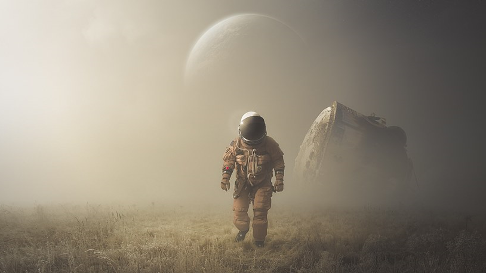 The White House Wants To Use Science Fiction To Settle The Solar System