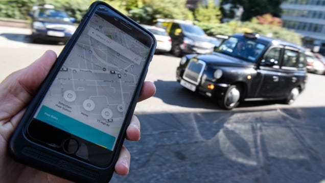 Uber Gets to Stay in London, For Now