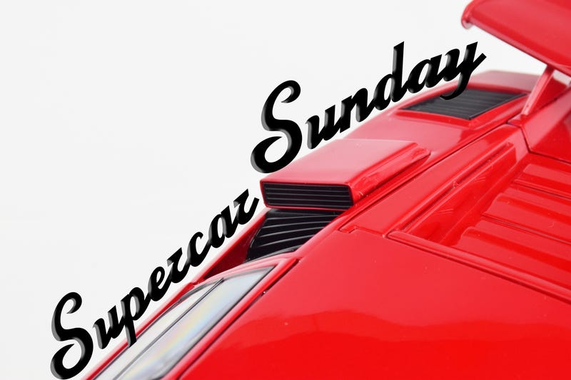 """Illustration for article titled Supercar Sunday: """"Heavenly!"""" Edition"""