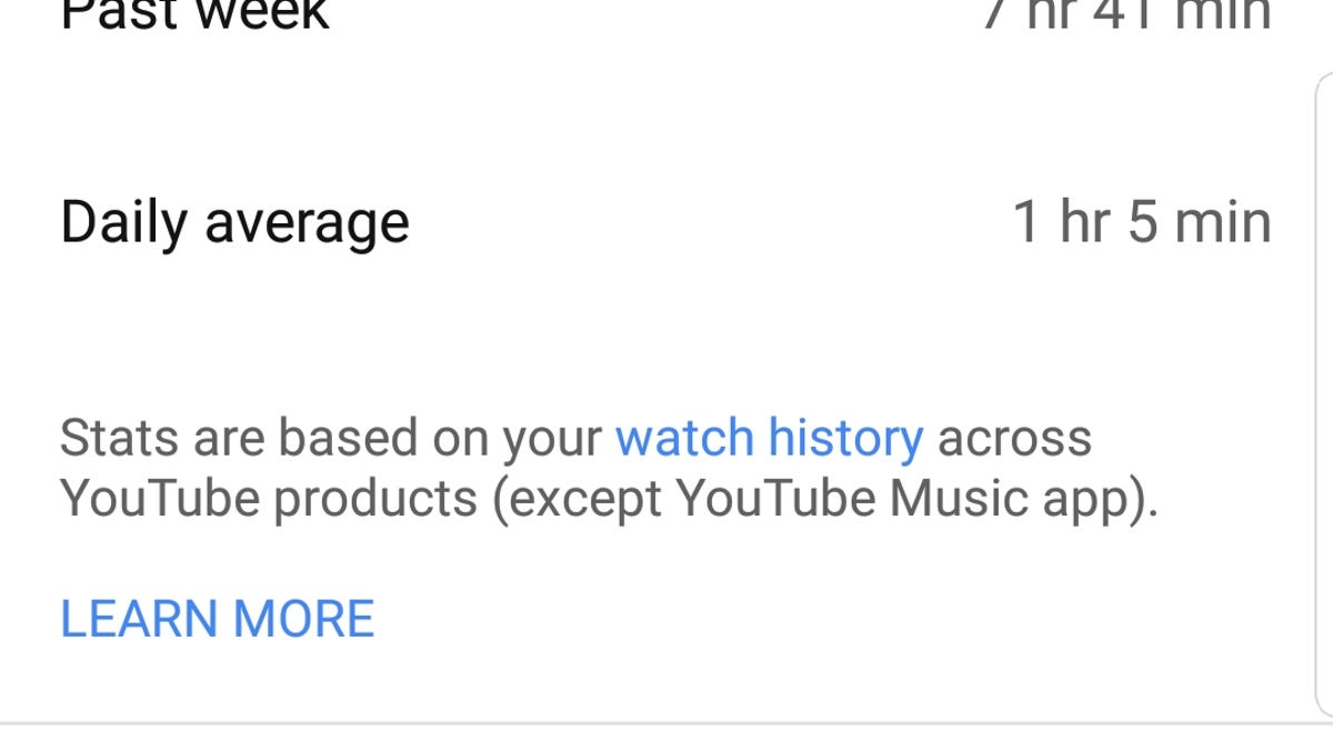 YouTube Will Now Tell You How Much Time You've Spent on YouTube