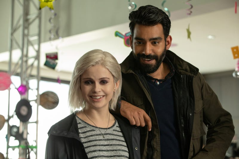 """Illustration for article titled In """"Death Moves Pretty Fast,"""" the past is the secret of iZombie's success"""