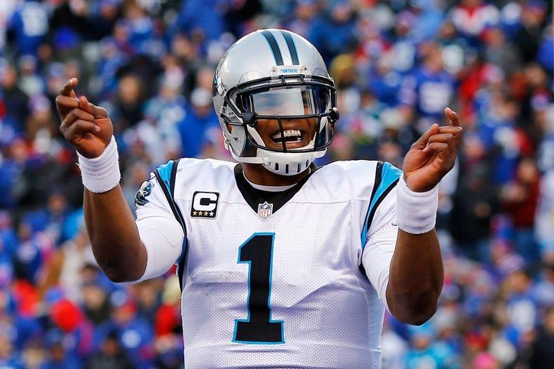 Cam Newton (Al Bello/Getty Images)