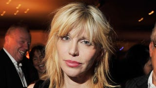 Illustration for article titled Courtney Love Claims Her Cat Was Killed By A Mountain Lion, Not Her Hoarding Problem