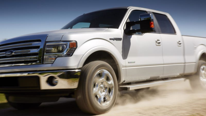 Illustration for article titled Ford F-150 EcoBoost Hits 400,000 Sales, Saving 45 Million Gallons Of Gas Annually