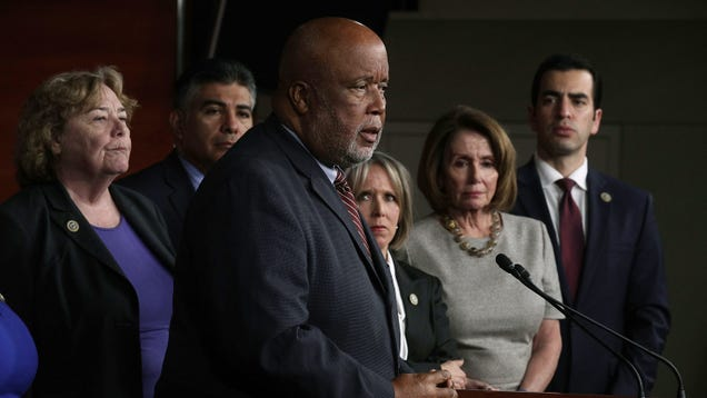 House Dems  First Bill Would Dramatically Boost Election Security
