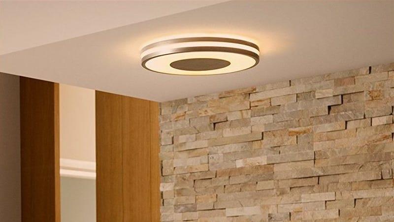 Philips Hue Flushmount White Ambiance Light | $163 | Amazon