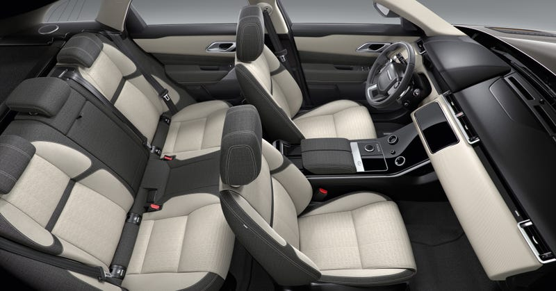 Range Rover Interior >> Can We Just Talk About The Range Rover Velar S Wool Interior For A