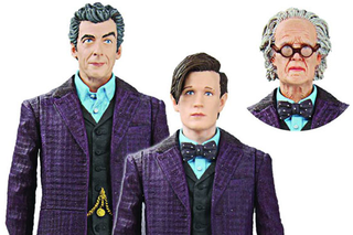 Illustration for article titled Peter Capaldi is finally getting a 5-inch Doctor Who action figure