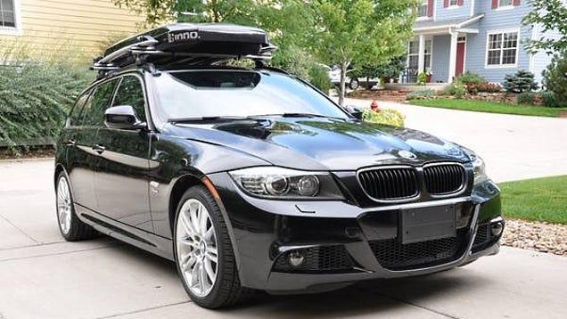 2011 BMW 328I Xdrive >> 2011 BMW 328i Wagon M-Sport: The Unicorn