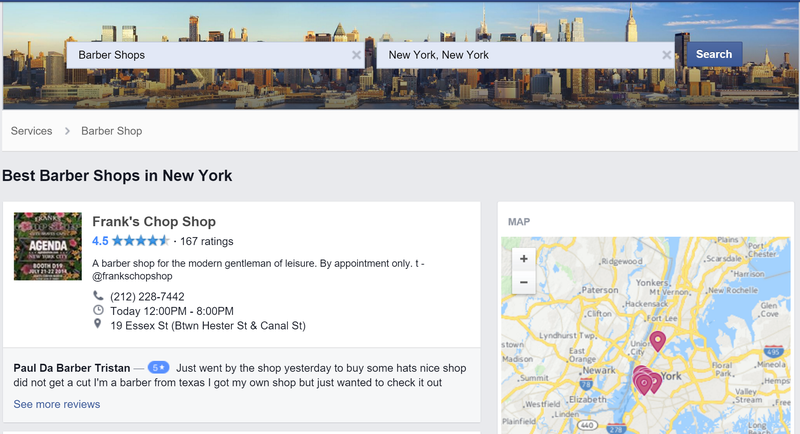 "Illustration for article titled Facebook Is Testing the ""Yelp Killer"" It Should've Launched Ages Ago"