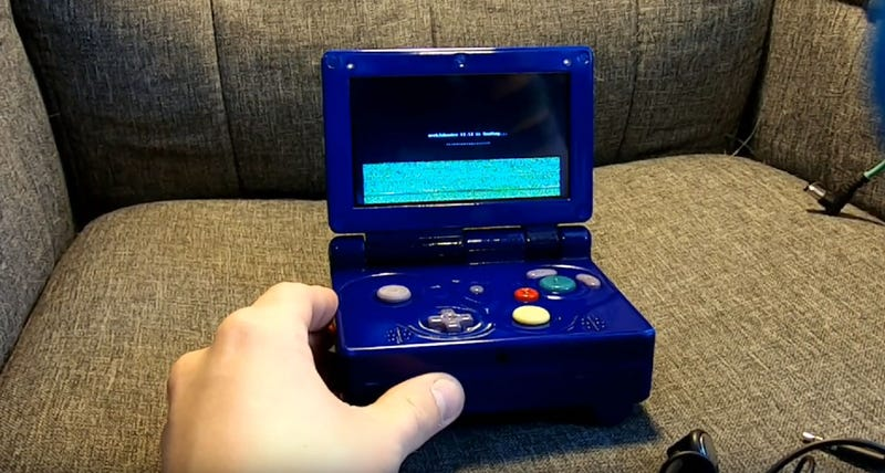 Look At This Tiny Little GameCube/Wii
