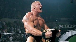 Illustration for article titled The Bulging, Feces-Filled Sacs In Brock Lesnar's Colon As Metaphor For Brock Lesnar's MMA Career