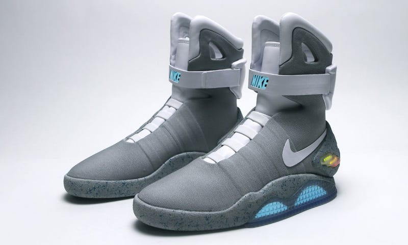 Confirmado: las zapatillas de Regreso al Futuro 2 llegan este año
