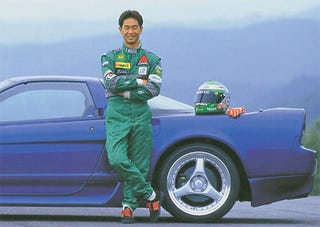 Illustration for article titled Man, Whatever Happened To Keiichi Tsuchiya??