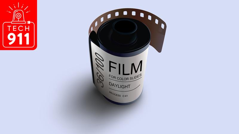 How Do I Scan Old Film Negatives?